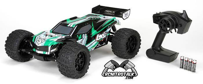 Losi TEN-MT 4WD Monster Truck