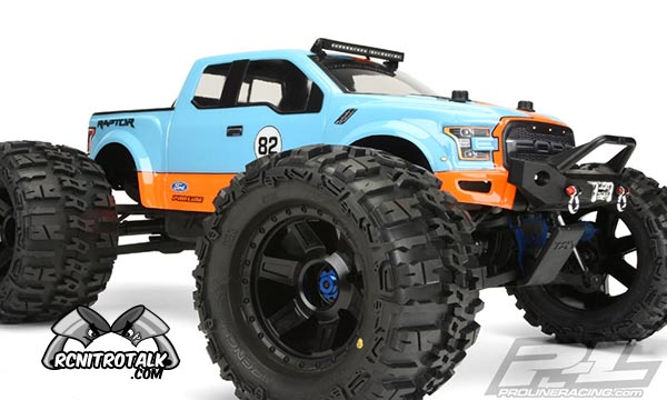 Proline Ford 2017 Raptor Truck Body