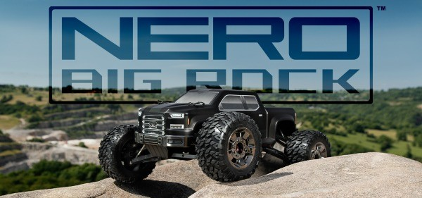 Arrma Nero BIG ROCK monster truck