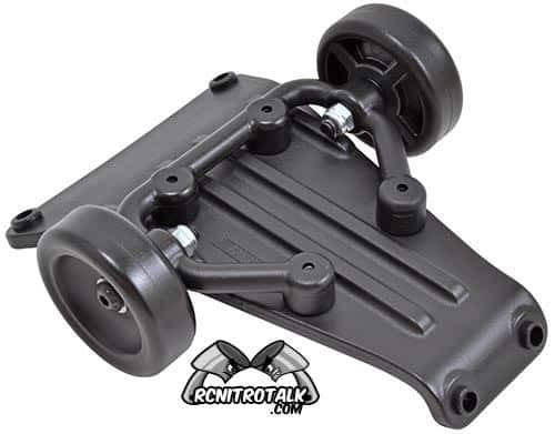 RPM X-Maxx Rear Bumper Mount and Wheelie Bar