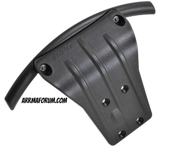 rpm arrma kraton bumper 81472