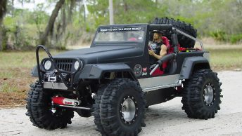 NCNitro scale jeep