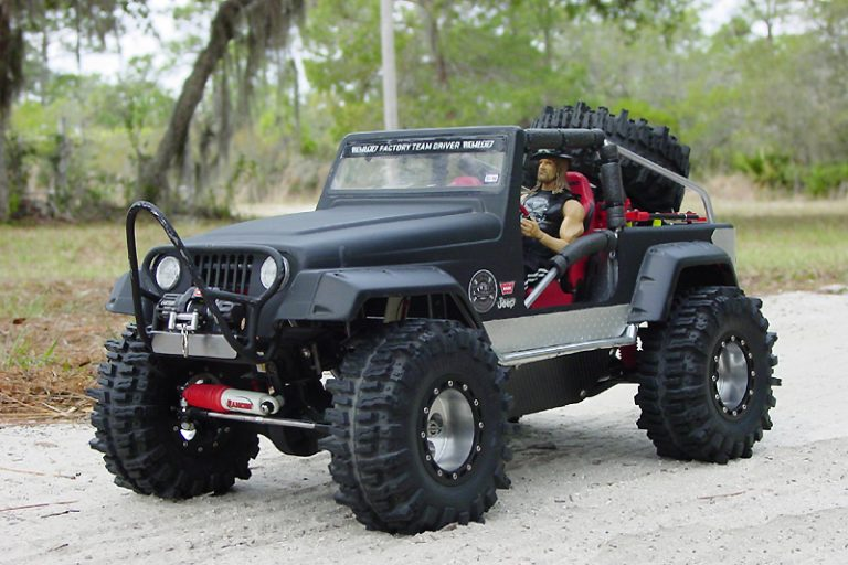 Jeep Tuber project by NCNitro