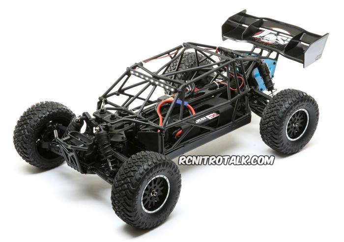Tenacity Desert Buggy LOS03014T2 frame
