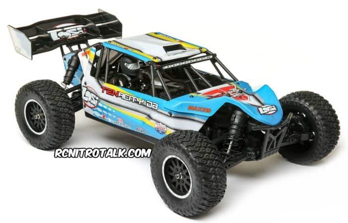 Tenacity Desert Buggy LOS03014T2