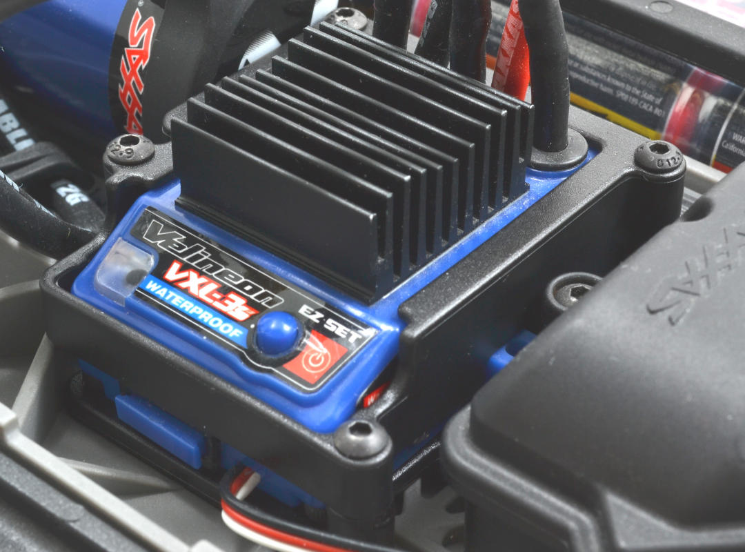 RPM ESC Cage for Traxxas VXL-3S Electronic Speed Controllers