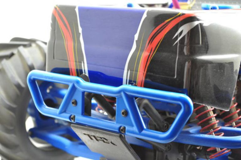 RPM Rear Bumper for T/E-Maxx