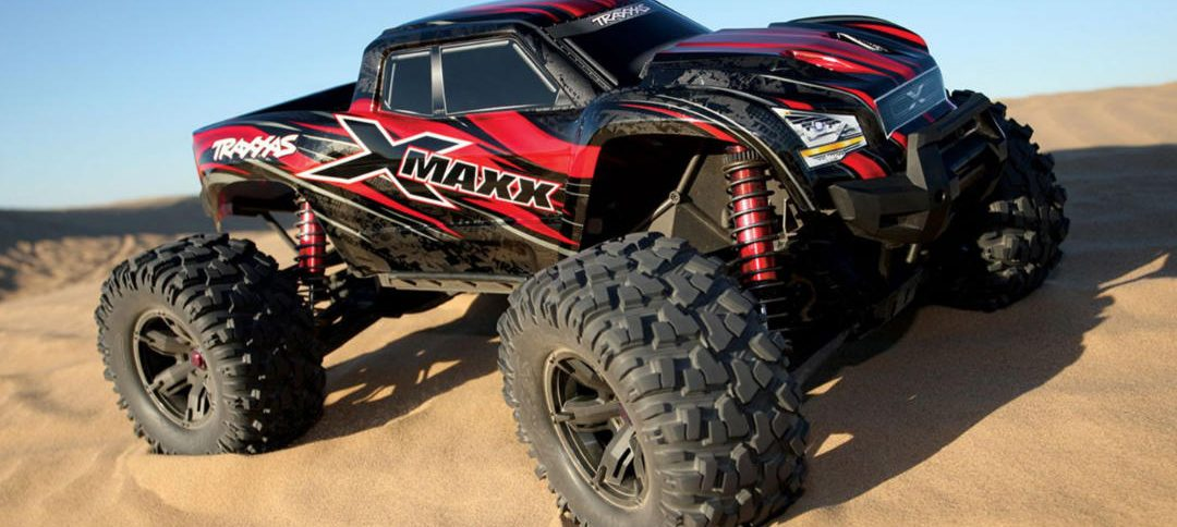Recommended Traxxas X-Maxx Upgrades