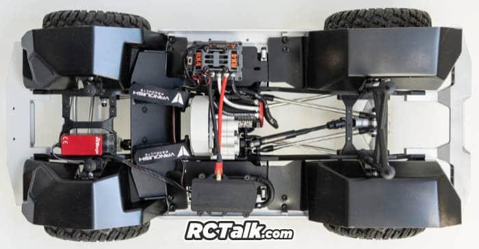 vanquish VS4-10 chassis