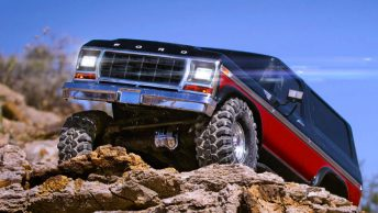 Traxxas TRX-4 Bronco LED Light Kit