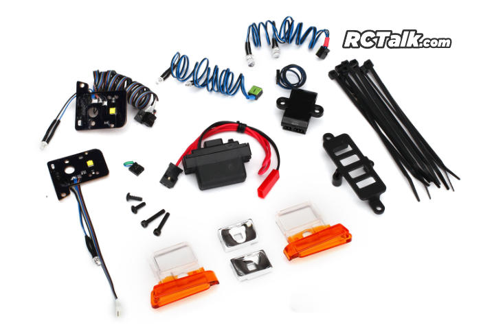 traxxas trx-4 light kit 8035