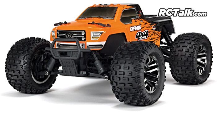 Arrma Granite 4x4 BLX brushless