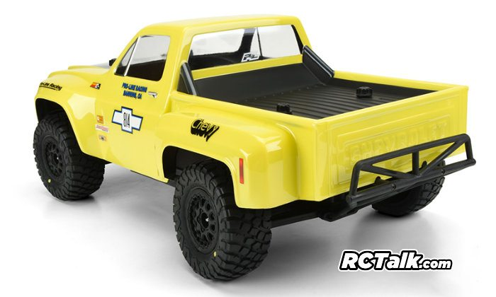 pro-line 1978 chevy c-10 back