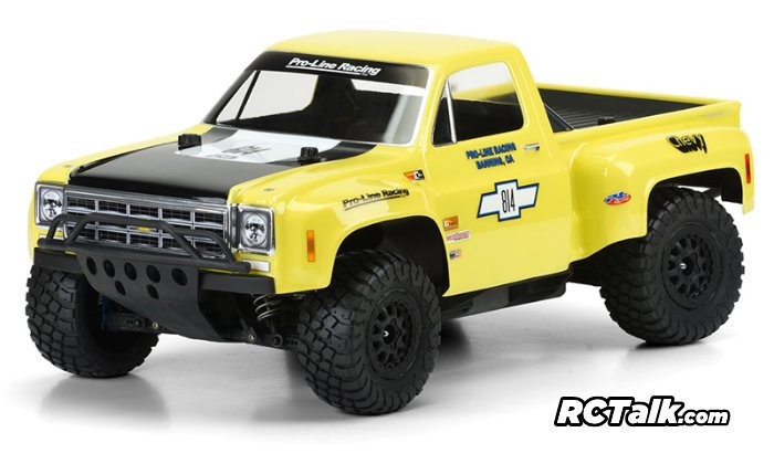 Pro-Line 1978 Chevy C-10 truck body