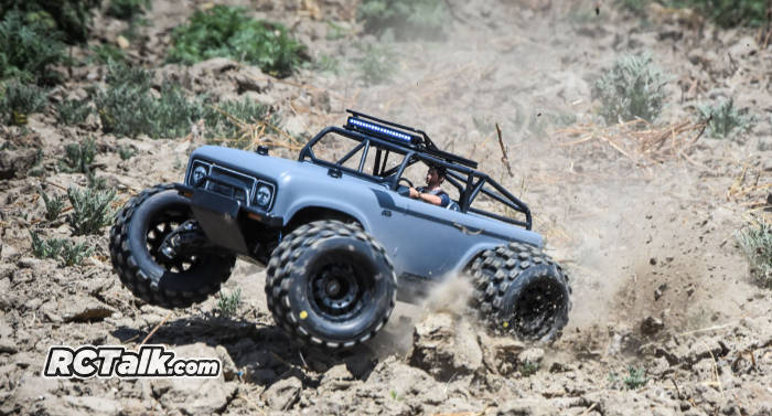 Pro-Line Ambush MT 4×4 monster truck 4005-002