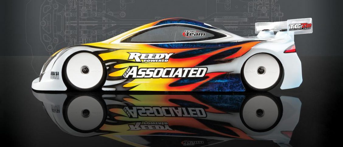 Associated TC7.2 Factory Team Touring Car