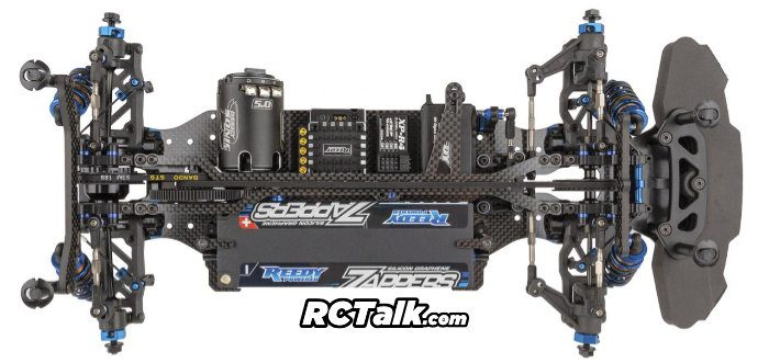 TC7.2 Factory Team Kit Chassis 30122