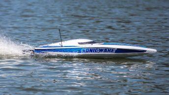 Pro Boat Sonicwake boat
