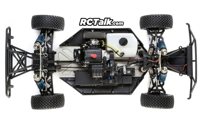 losi 5ive-t 2.0 chassis