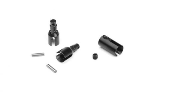 Tekno Heavy Duty Differential Outdrives & Coupler