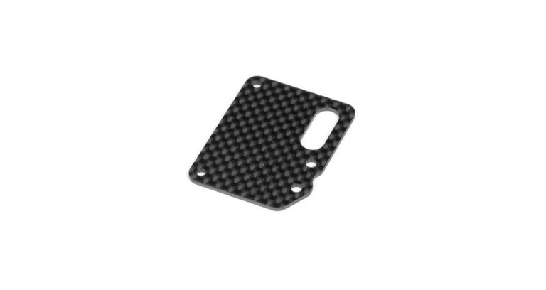 Tekno Carbon Fiber Receiver Tray