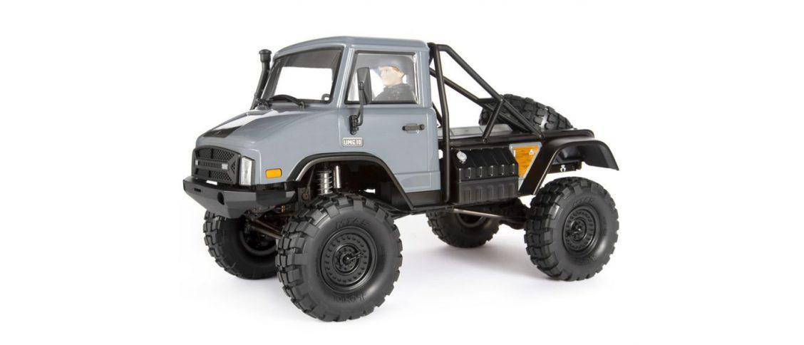 Axial SCX10 II UMG10 4WD rock crawler kit
