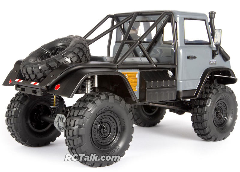 Axial SCX10 II UMG10 back side