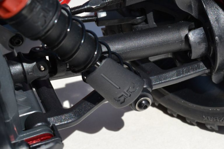 Front A-arms from RPM for the ARRMA Typhon 3S BLX