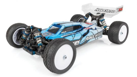 Team Associated B74 Team Kit 4WD buggy
