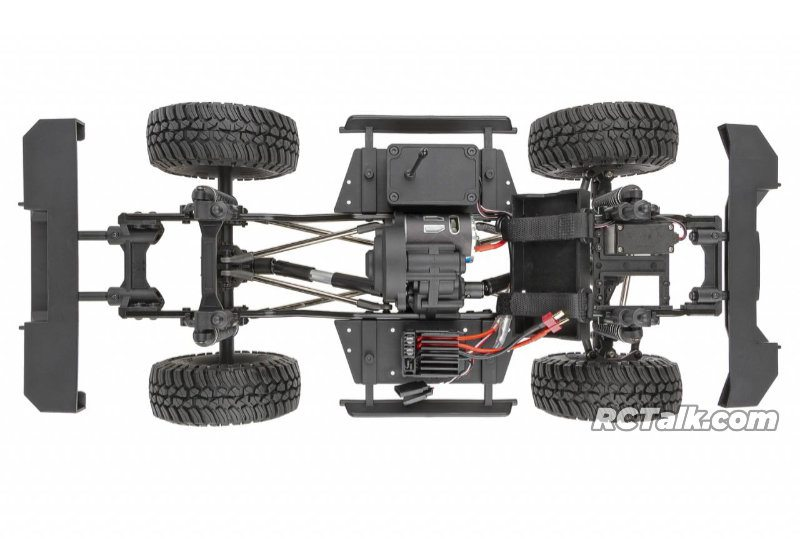 Team Associated Enduro Trail Truck Chassis