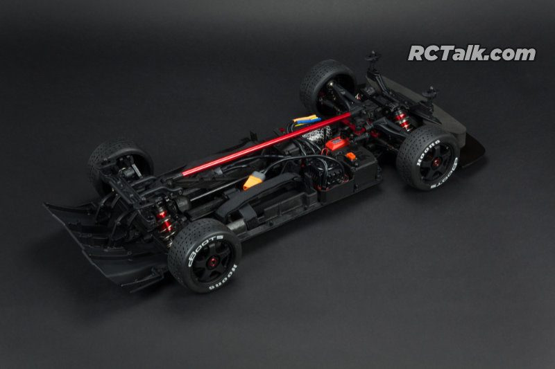 ARRMA Infraction chassis