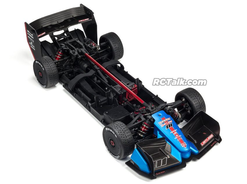 Arrma Limitless Chassis