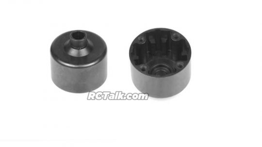 tekno hardened steel diff case
