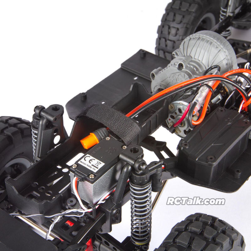 axial scx10 umg10 chassis electronics