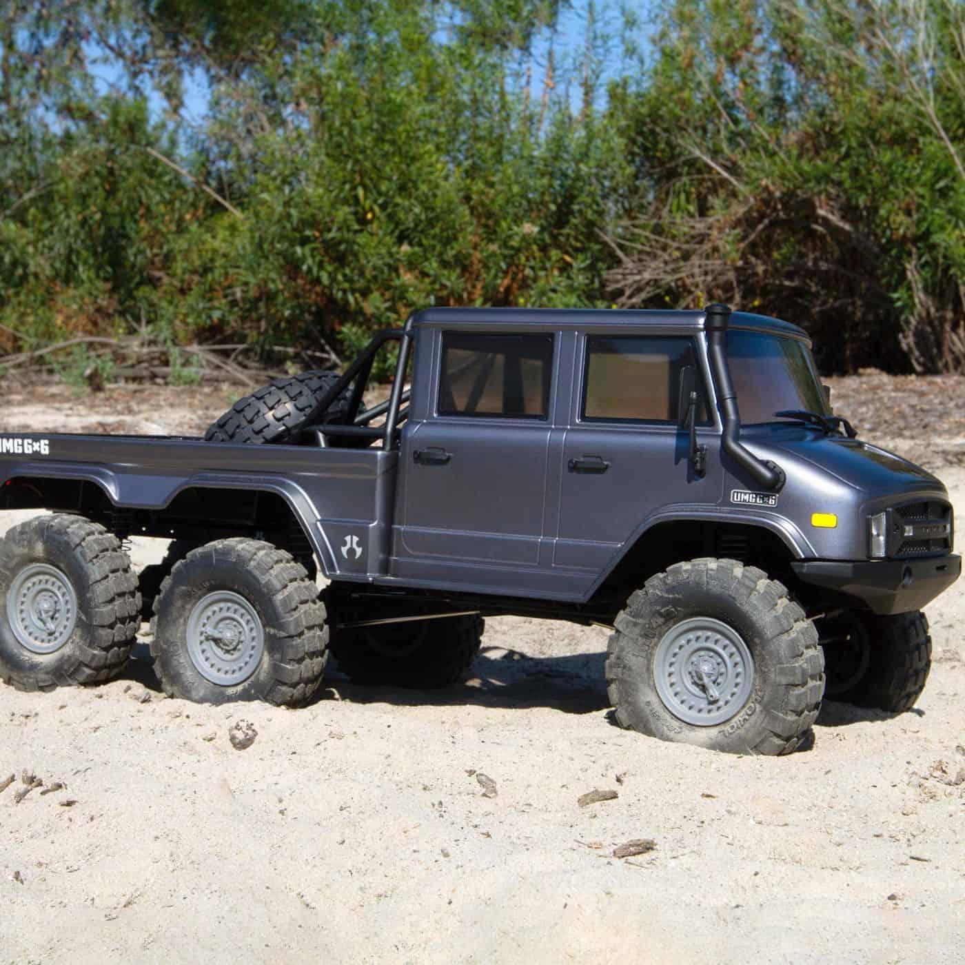 Axial SCX10 II UMG10 6×6