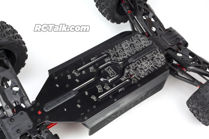 kraton 8s chassis bottom