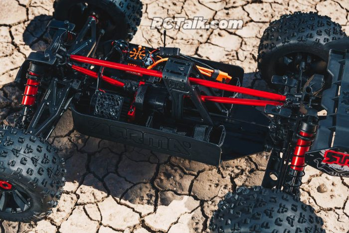 kraton 8s chassis