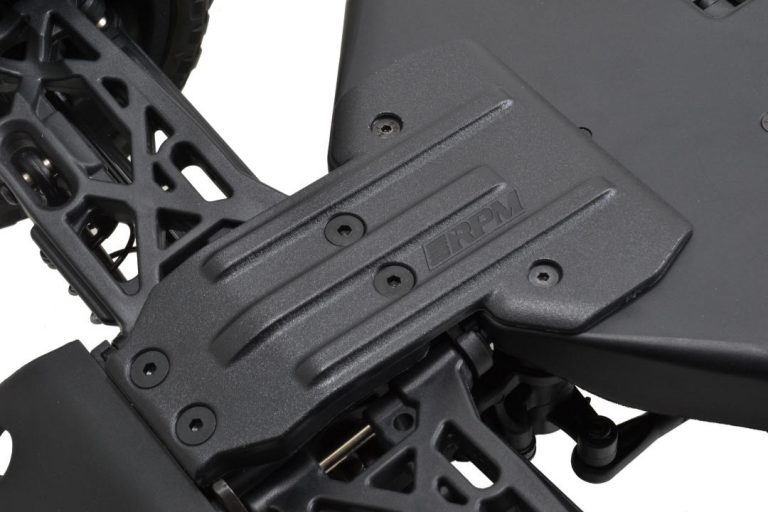 RPM Losi Tenacity Front & Rear Skid Plates
