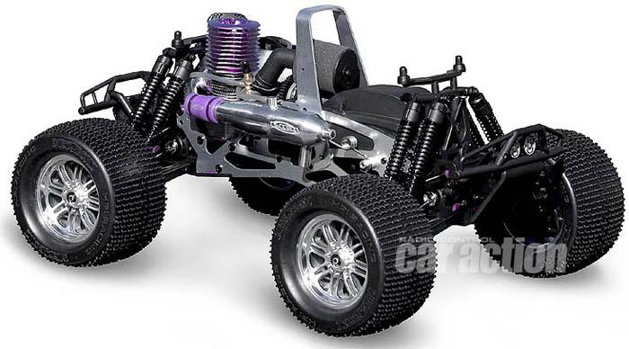 HPI Savage 4.6 Chassis