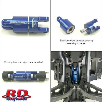 RD Quickturn drive shafts