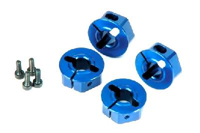 Aluminum Clamping Wheel Hubs from Racers Edge